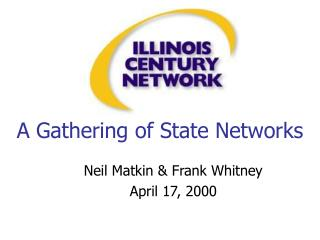 A Gathering of State Networks