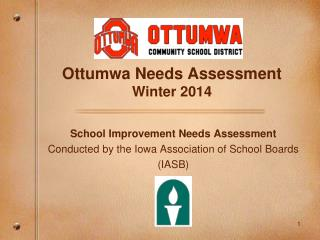 Ottumwa Needs Assessment Winter 2014