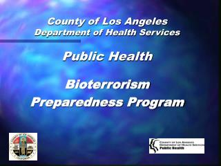 County of Los Angeles Department of Health Services