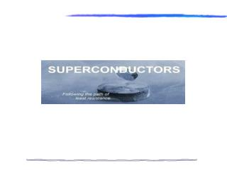 WHAT IS SUPERCONDUCTIVITY??