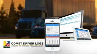 Driver Hours of  Service  Logs  & Vehicle  Inspections