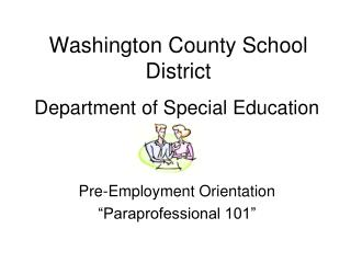 Washington County School District