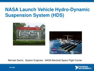 NASA Launch Vehicle Hydro-Dynamic Suspension System (HDS)