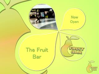 The Fruit Bar