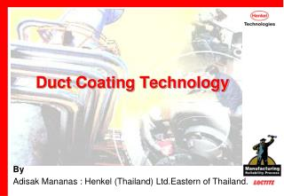 Duct Coating Technology
