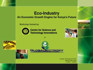 Eco-Industry An Economic Growth Engine for Kenya's Future