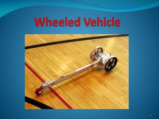 Wheeled Vehicle