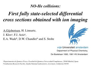 NO-He collisions: First fully state-selected differential