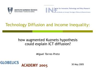 Technology Diffusion and Income Inequality: