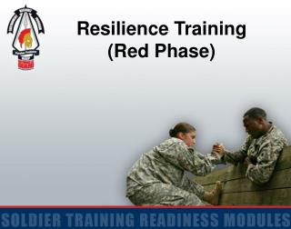 Resilience Training (Red Phase)