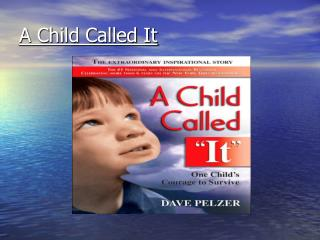 a child called it abuse