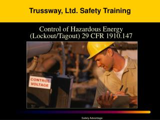 Trussway, Ltd. Safety Training