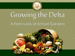 Growing the Delta