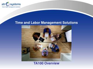 Time and Labor Management Solutions