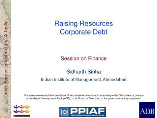 Raising Resources Corporate Debt