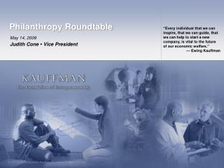 Philanthropy Roundtable