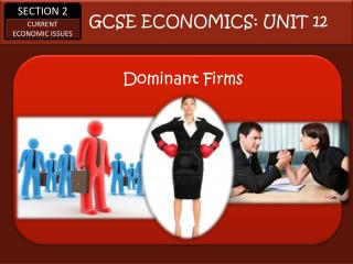 Dominant Firms