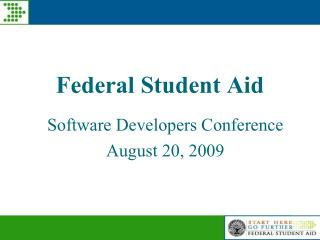 Federal Student Aid
