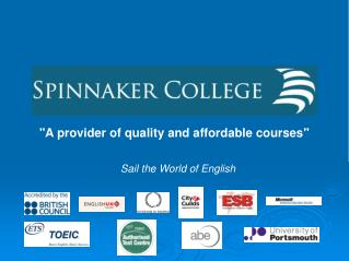""" A provider of quality and affordable courses """