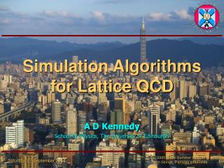 Simulation Algorithms for Lattice QCD