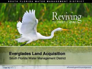 Everglades Land Acquisition