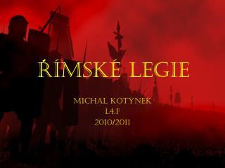 Rímské legie