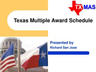 Texas Multiple Award Schedule
