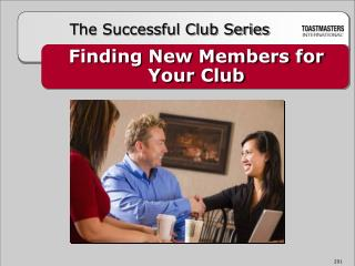 Finding New Members for Your Club