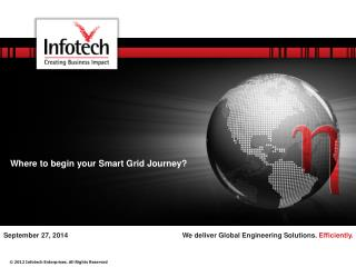 Where to begin your Smart Grid Journey?
