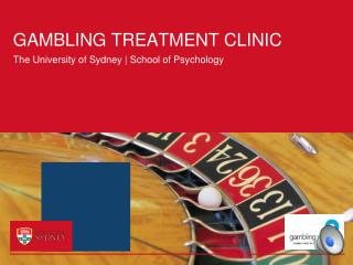 GAMBLING TREATMENT CLINIC