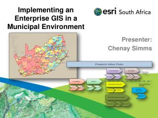 Implementing an Enterprise GIS in a Municipal Environment