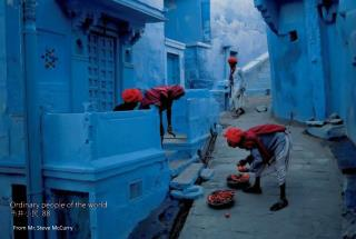 From Mr. Steve  McCurry