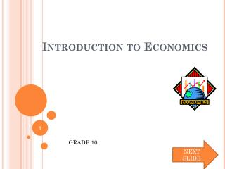 Introduction to Econimics