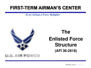 FIRST-TERM AIRMAN'S CENTER