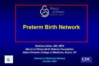 Preterm Birth Network