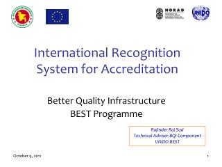 International Recognition System for Accreditation