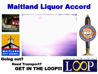 Maitland Liquor Accord