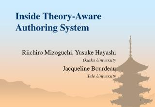 Inside Theory-Aware Authoring System