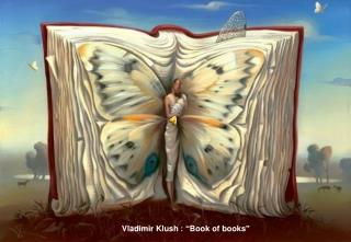 "Vladimir  Klush  : "" Book of books """