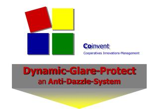 Dynamic-Glare-Protect an  Anti-Dazzle-System
