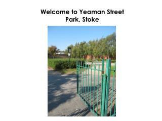 Yeaman Street Park