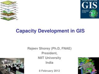 Capacity Development in GIS