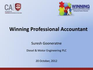 Winning Professional Accountant
