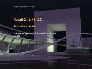Retail One FZ LLC