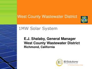 West County Wastewater District