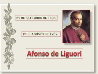 Afonso de Liguori