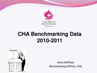 CHA Benchmarking Data 2010-2011