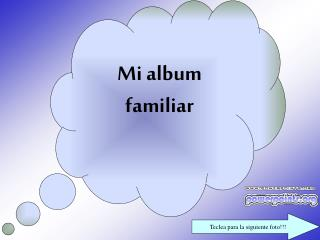Mi album familiar