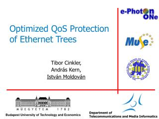 Optimized QoS Protection of Ethernet Trees