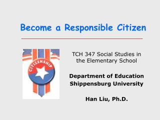 becoming a responsible citizen can education Become a more informed digital citizen and engage with it's used for work, education how then do we move forward to ensuring safe and responsible use of.